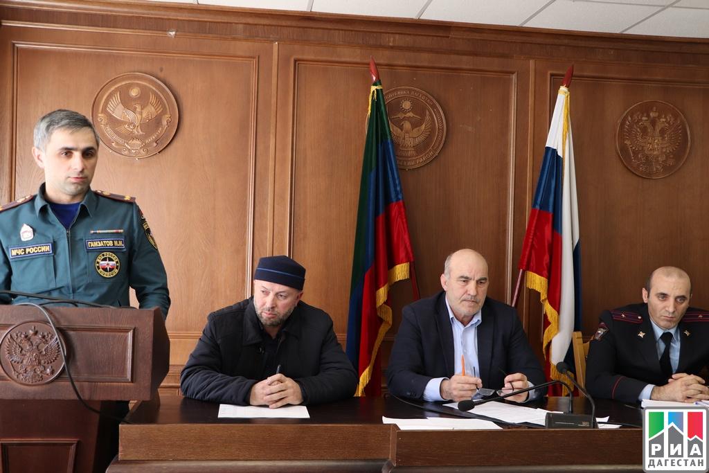 Администрация шамильском районе фото