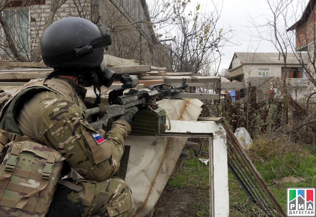 Боец СОБРа умер в специализированной операции наюге Дагестана